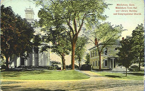 Middlebury mailbbox