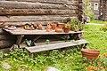 "Pottery. Verkhniye Mandrogi, Podporozhsky district, Leningrad region. ""Old village"". The tour company Vodohod on the ship Konstantin Simonov. 27 Sep 2017 IMG 8400.jpg"