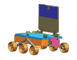 Pragyaan Lunar Rover for Chandrayaan-2.png