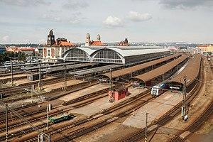 Praha hlavní nádraží - Prague main train station - Praha hlavní nádraží.