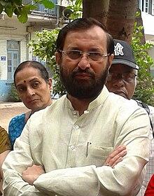 Prakash Javadekar Photo