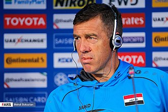 Iraq national football team - Srečko Katanec is the current manager of Iraq.