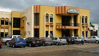 Guaramirim - Image: Prefeituradeguaramir im