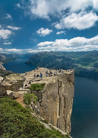 Preikestolen (The Pulpit)