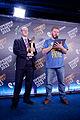Premia Runeta 2012 - Vladimir Medeyko and Nikolay Turubar 1.jpg