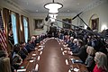 President Donald J. Trump Meets with Governors-Elect (45391490595).jpg