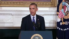 ملف:President Obama Makes a Statement on Iraq - 080714.ogv