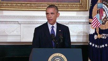 Файл:President Obama Makes a Statement on Iraq - 080714.ogv