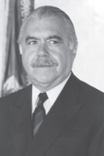 José Sarney Brazilian politician