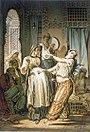 Preziosi - Egyptian Belly Dancer from Souvenir of Cairo 1862.jpg