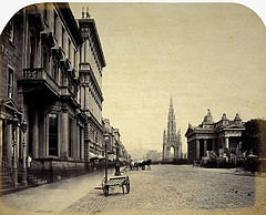 Princes Street, the Scott Monument and the Royal Institution.jpg