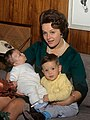Princess Muna with sons 1964.jpg