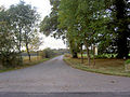 Private road to Ranby Hall - geograph.org.uk - 585939.jpg