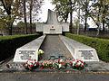 Prochy Polaków pomordowanych w hitlerowskich obozach koncentracyjnych - Cmentarz Wojskowy na Powązkach (125).JPG