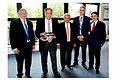 Prof Phillip Ruffles, Ratan Tata, Lord Bhattacharyya, Paul Barrett, Dr Ralf Speth.jpg