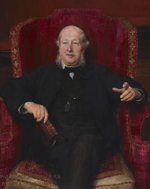 George Aitchison - Professor George Aitchison (Lawrence Alma-Tadema, 1900)
