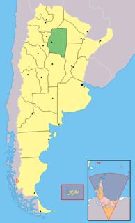 human settlement in Argentina
