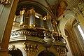 Przemyśl, katedrála Jana Křtitele, varhany.jpg