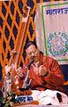Pt. Vinod Kumar Dwivedi at Dhrupad Mela.jpg