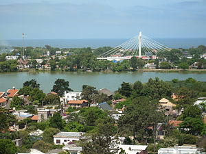 Ciudad de la Costa - Bridge of the Americas, Ciudad de la Costa.