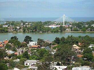 Ciudad de la Costa - Bridge of the Americas, Ciudad de la Costa.