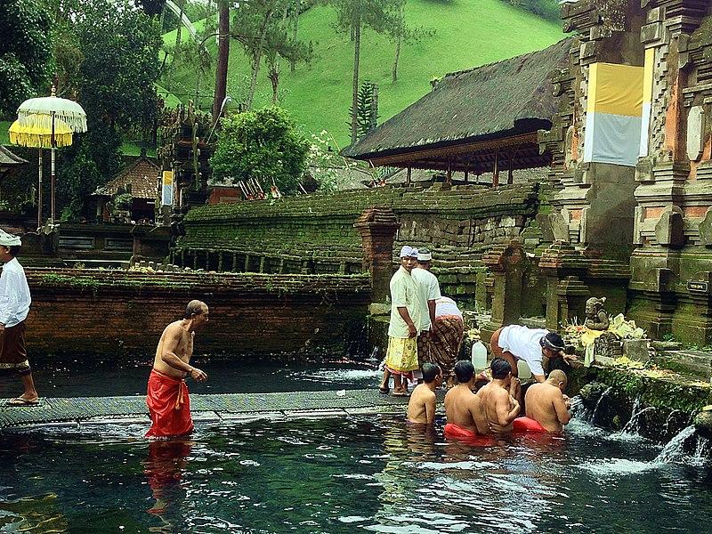 File:Pura Tirta Empul, Ubud, Bali, Indonesia.JPG