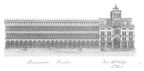 Quadri-Moretti, Piazza San Marco (1831), 05.jpg