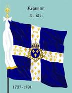 Rég du Roi 1757
