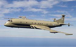 RAF Hawker Siddeley Nimrod MR2P (801) Lofting-1. jpg