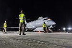 RAF Sentinal R1 aircraft at RAF Akrotiri MOD 45165216.jpg