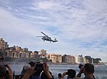 RAN S-70B-2 Seahawk water rescue demonstration off Milsons Point (1).jpg