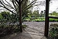 RHS Garden Hyde Hall, Essex, England ~ Lower Pond from gazebo 02.jpg