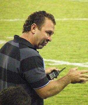 Ricky Stuart - Stuart in 2009