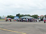 ROCAFA T-34C Photographing Area in Gangshan Air Force Base Open Day 20170812.jpg