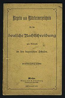 Deutsche Rechtschreibung Wikipedia