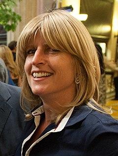 Rachel Johnson British journalist