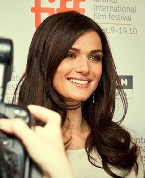 Actress Rachel Weisz at the Toronto Internatio...