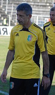 Radoslav Zdravkov Bulgarian footballer