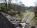 Railway, Hook Bottom, Greenway road - geograph.org.uk - 368923.jpg