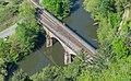 Railway bridge over Aveyron River in Najac.jpg