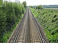 Railway to Swanley - geograph.org.uk - 1280438.jpg
