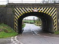 Railway underpass - geograph.org.uk - 155381.jpg