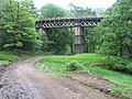 Railway viaduct over the farm track - geograph.org.uk - 468760.jpg