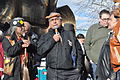 Raising John T. Williams Memorial Totem Pole 300.jpg