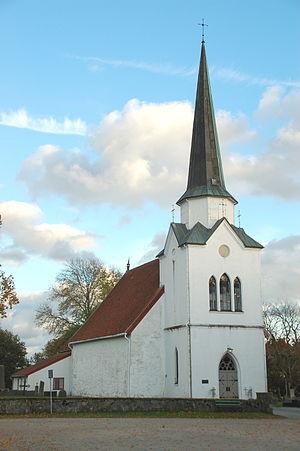 Rakkestad - Rakkestad Church