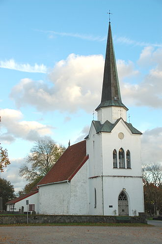 Rakkestad - Rakkestad Church