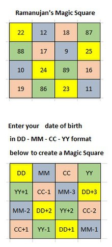 Magic square - Wikipedia