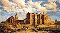 Ramon Martí Alsina - Ruïnes de l'Església del Sant Sepulcre.jpg