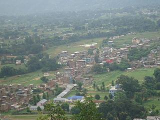 Rampur, Palpa Municipality in Lumbini Zone, Nepal