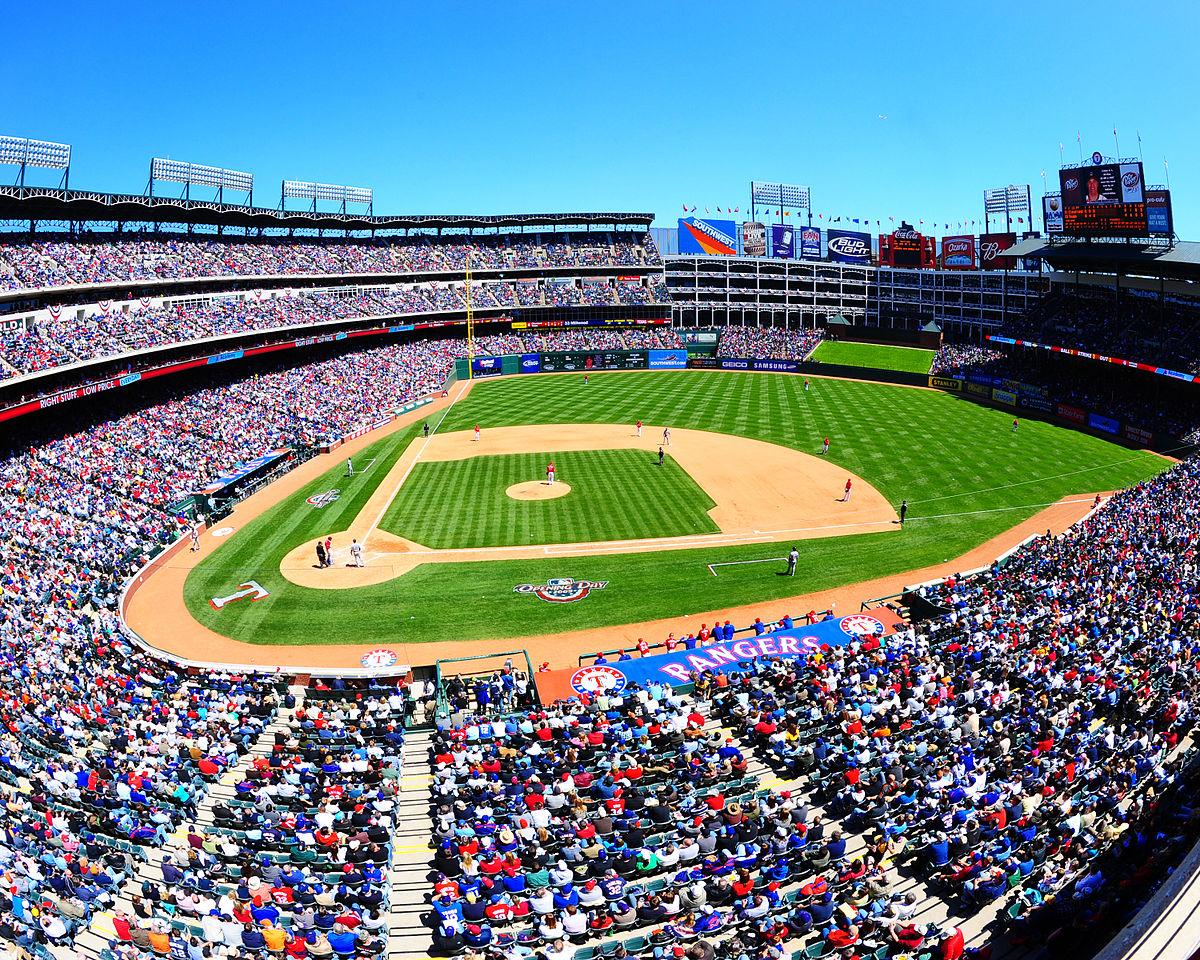 Texas Rangers Basebollklubb Wikipedia